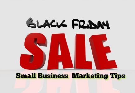 Small Business Black Friday Marketing Tips